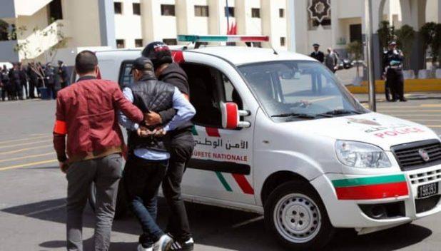 بني ملال: اعتقال شخص تورط في قضية تتعلق بالضرب والجرح بواسطة السلاح الأبيض المفضي لعاهة مستديمة