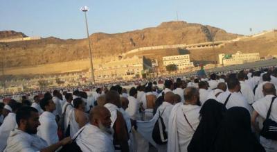 الحج..الوفد الرسمي يتفقد أحوال الحجاج المغاربة