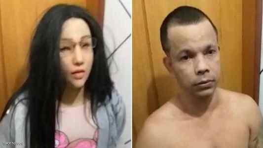 انتحار زعيم العصابة الذي حاول الهروب من السجن متنكرا في زي ابنته