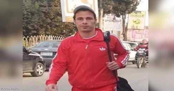 لاعب كرة القدم المصري عبدالله سامي