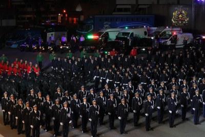 المديرية العامة للأمن الوطني و ترسيخ ثقافة حقوق الانسان في ممارسات رجال الأمن