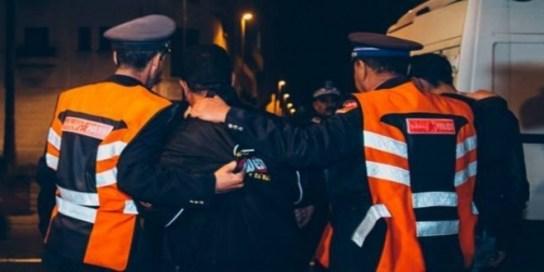 توقيف ثلاثة أشخاص للاشتباه في ارتباطهم بشبكة إجرامية تنشط في النصب والاحتيال عن طريق الأنترنت