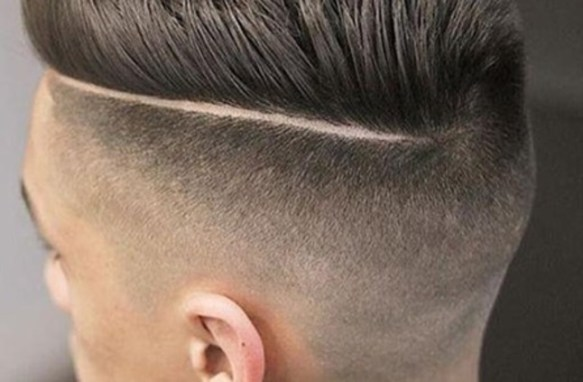 تسريحة شعر