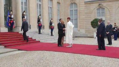 الأمير مولاي الحسن يحضر مأدبة غذاء على شرف رؤساء الدول والحكومات الحاضرة لتشييع جثمان جاك شيراك