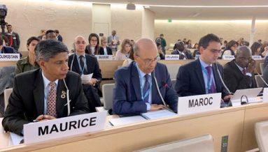 """جنيف..مجموعة دعم الوحدة الترابية للمغرب"""" تشيد بوجاهة مبادرة الحكم الذاتي التي تقدم بها المغرب"""