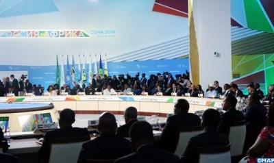 """سوتشي: انطلاق الجلسة العامة لقمة """"روسيا-إفريقيا"""" بمشاركة المغرب"""