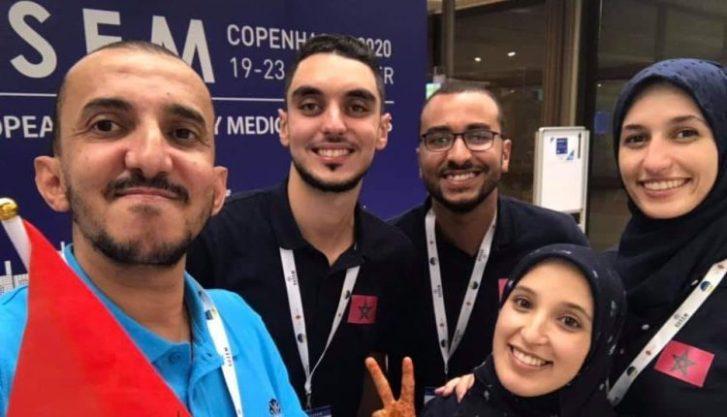 """فوز طلبة الطب المغاربة بالمسابقة العالمية للمحاكاة الطبية """"سيمكاب"""" بجمهورية التشيك"""