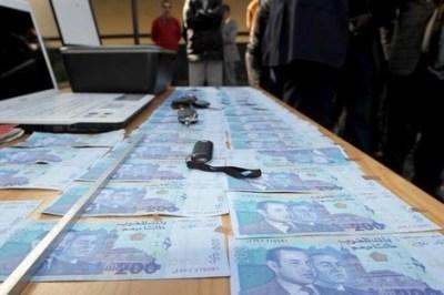طنجة...توقيف مواطن مصري متلبسا بتزوير العملة الوطنية