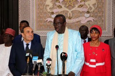 رئيس برلمان إيكواس: المغرب يقوم بدور قاطرة إفريقيا