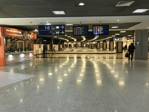 مطار محمد 5