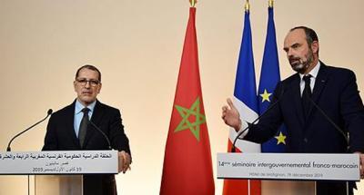 المغرب وفرنسا