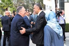 الحموشي يستقبل وزير الخارجية