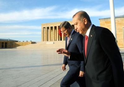اوغلو اردوغان