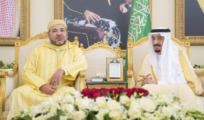 محمد السادس الملك سلمان