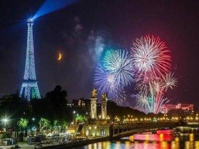 رأس السنة بفرنسا