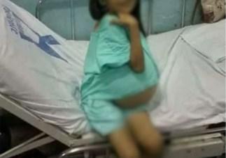 طفلة حامل في شهرها السادس والفاعل جارها الستيني