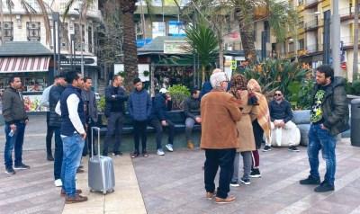 المغاربة العالقين بالخارج
