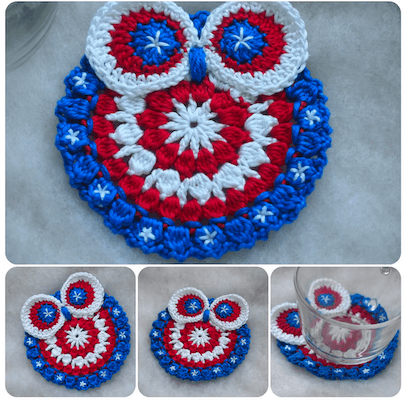 crochet patterns for independence day