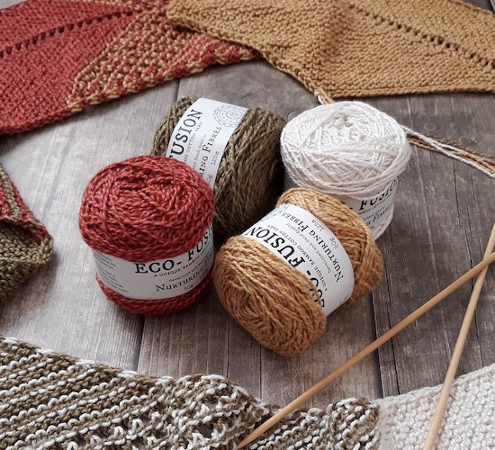 types of yarns - cotton yarn