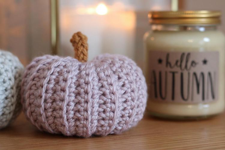 Pattern: Autumn Pumpkin Pattern from Bella Coco Crochet