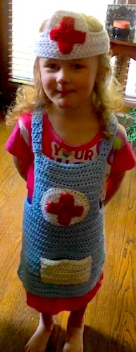 Pattern: Nurse Costume from Rilla2u