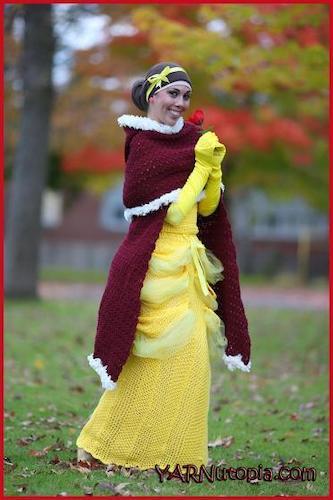 Pattern: Princess Costume from Yarnutopia