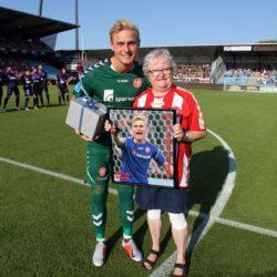 Jacob Rinne og Inge Gaardsholt