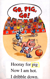 "Page from book ""Pig at Play"""