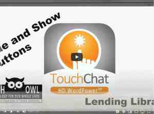 Image of a TechOWL video for the TouchChat app