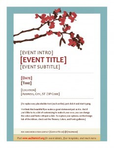 thumbnail of Event Template 3