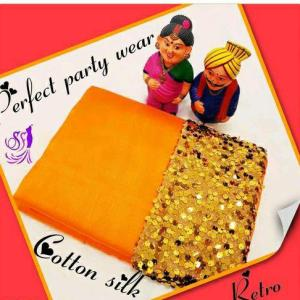 Charvi Alluring Attractive Sana Silk Sarees Vol 1