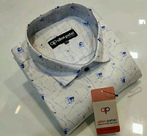Elite Trendy Men's Cotton Casual Shirts Vol 10