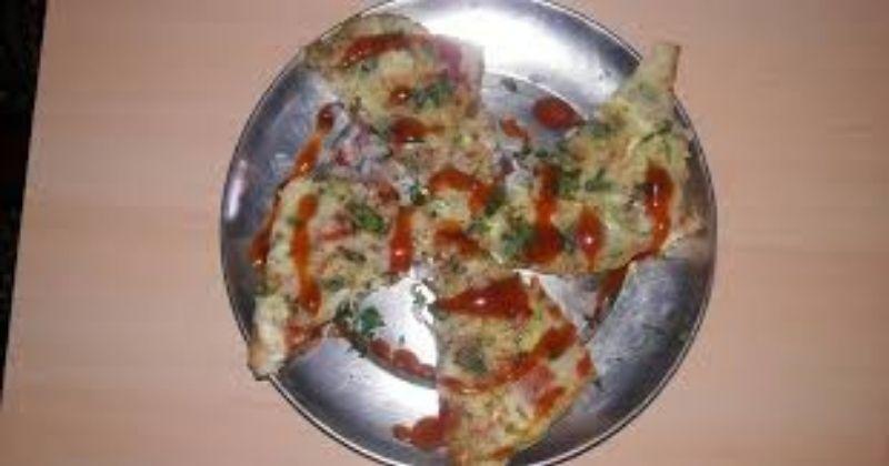 ब्रेड पिज़्ज़ा