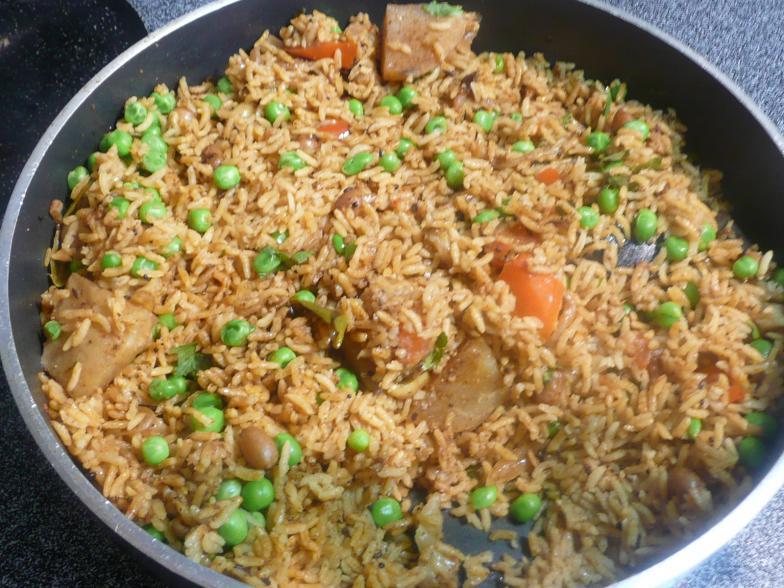 मसाला भात
