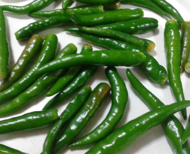 लंबे समय तक हरी मिर्च को फ्रेश रखने के 5 स्मार्ट टिप्स