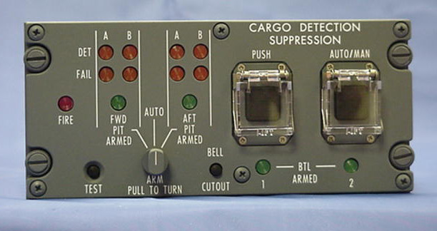 Cockpit Control Panel Assembly from AAE Ltd, Inc