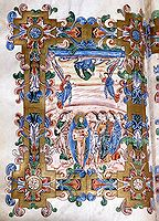 Rouen, Bibliothèque municipale, MS Y6, fol. 81v.
