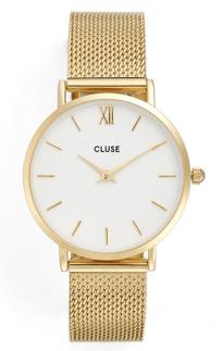 Gold Cluse Wathc