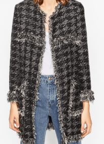 The Fall Jacket (Houndstooth)