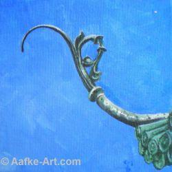 pasadena painting Oceanic art museum aafke art