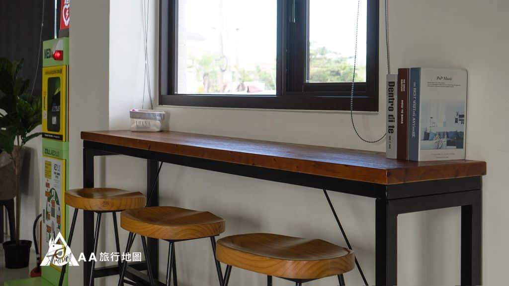少冰半糖工作桌