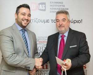 ΕΙΑΣ αποφοίτηση 2017 Ασημακόπουλος Παπακωνσταντίνου