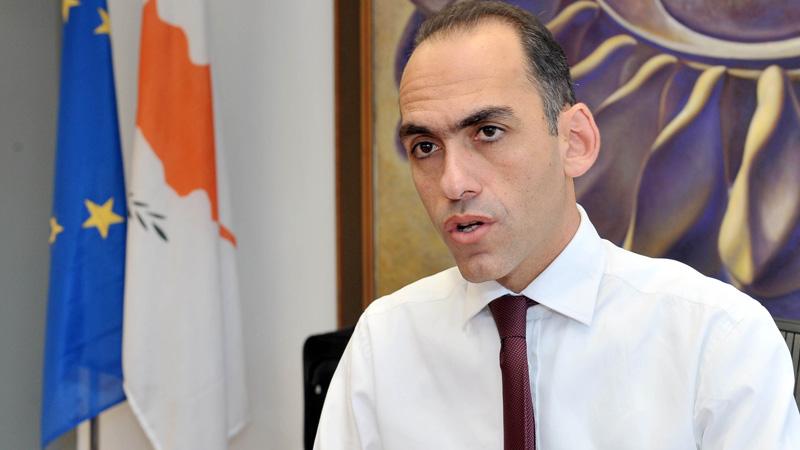 Χάρης Γεωργιάδης ΥΠΟΙΚ Κύπρου