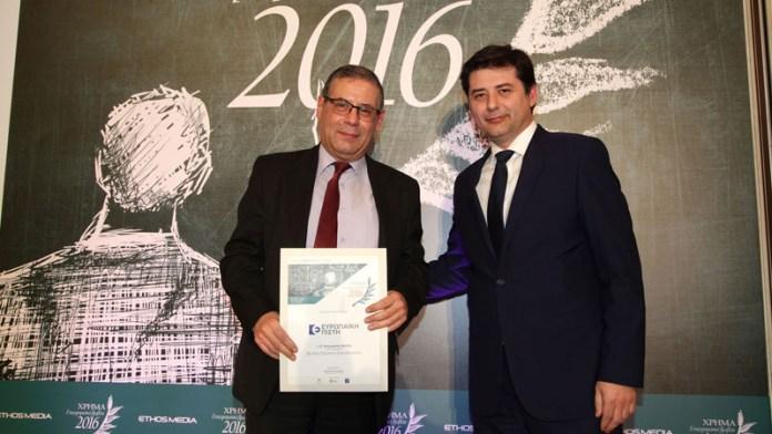 Βερζοβίτης Ευρωπαϊκή Πίστη, βραβεία χρήμα 2016