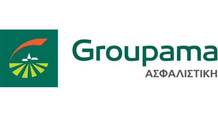 Groupama νέο λογότυπο 2017