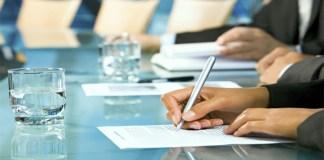 συμφωνία υπογραφή συνεργασία