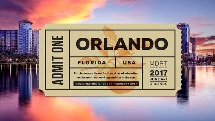 orlando ticket