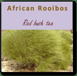 AfricanRooibosRedBushTea