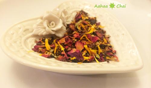 Blissful Rose Chai