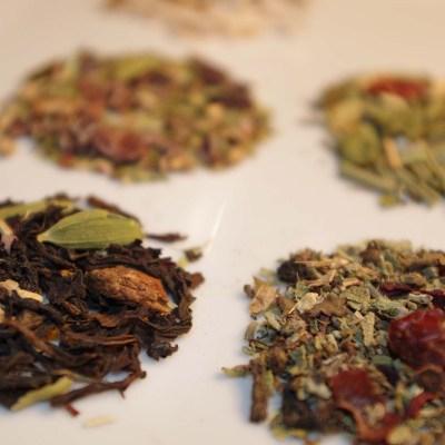 Loose Leaf Chai Blends